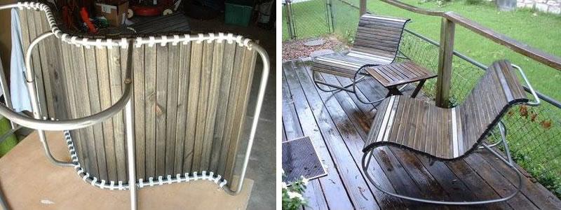 Fabulous Ikea Hack Modern Outdoor Rocker The Modern Home Bralicious Painted Fabric Chair Ideas Braliciousco