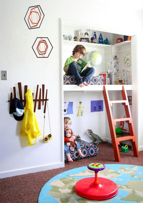 modern kids rooms | the modern home