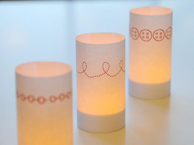 printable candle wraps