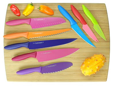 Modern Knife Set