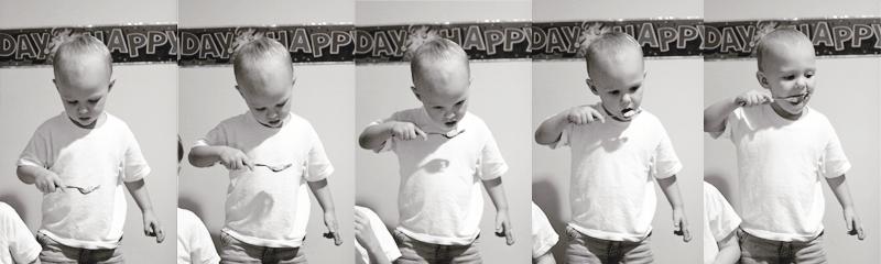 Memphis's birthday